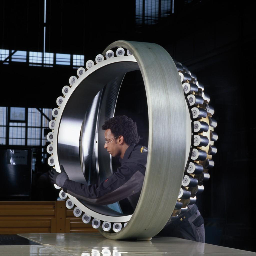 glass fiber coating