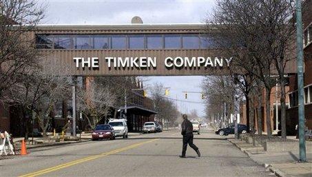 Timken Job Cuts