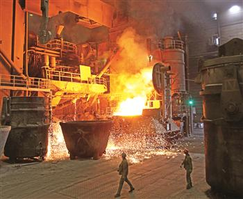 South Korea steelindus